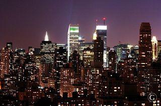 City Night Downtown new_sky_0445